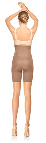 Power Spanx modellanti Beige Super Pantaloncini Higher contenitivi e xqawCqFHY1