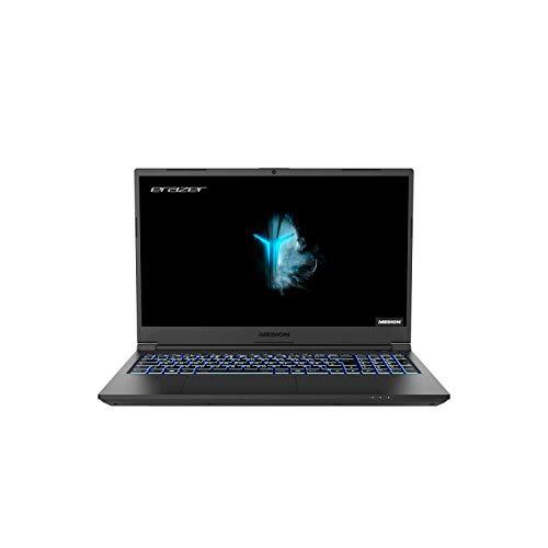 MEDION Crawler 15.6 Inch – (Intel Core i5-10300H Processor, 8GB RAM + 256GB SSD, GeForce GTX 1650 Ti, Windows 10) Gaming…