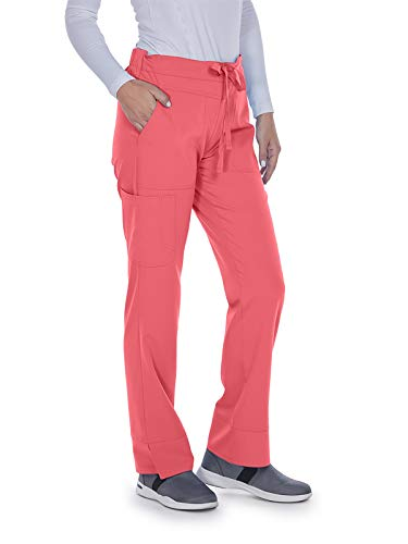 Grey's Anatomy Signature 2207 Callie Low Rise Pant Coral Kiss LP ()