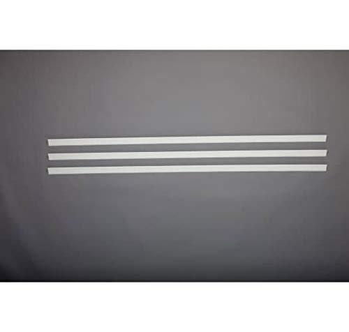 Jacuzzi 5817000 Tile Flange Kit, 3-Piece ()
