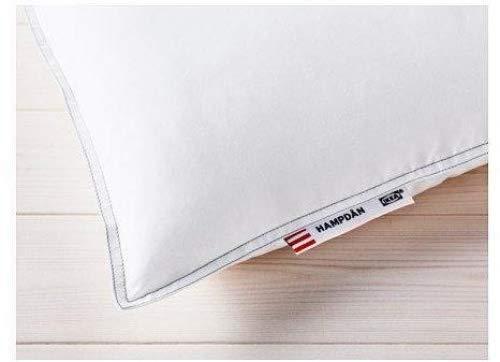 Ikea Hampdan Oreiller 50 x 80 cm: Amazon.es: Hogar