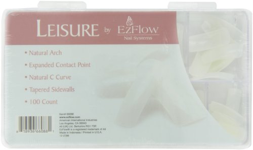 EZ Flow Leisure Tips, 100 Count