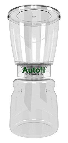 Vacuum Filter Units Pes Membrane - Autofil Sterile Disposable Vacuum Filter Units with 0.1um Mycoplasma Removal PES Membrane, 1000mL, 12/CS