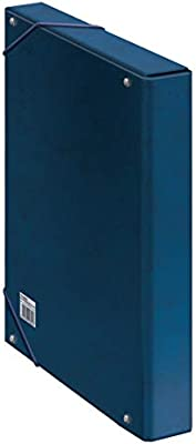 Dohe 9736 - Caja proyectos lomo, 7 cm, color azul: Amazon.es ...