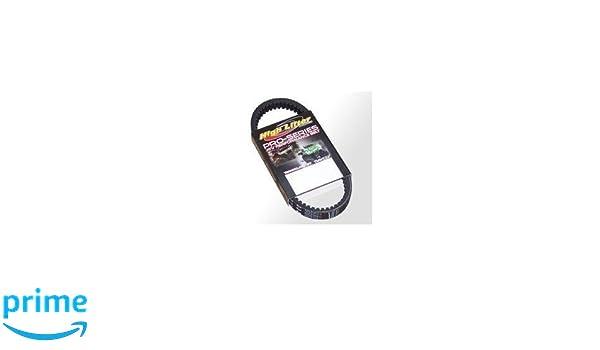 D/&D PowerDrive JK6976C MOTORCRAFT Replacement Belt Rubber