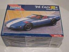 Monogram '96 Corvette Grand Sport Skill 2 Kit by Monogram