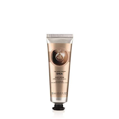 (The Body Shop Shea Hand Cream 30ml)