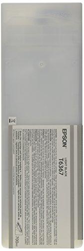 Epson UltraChrome HDR Ink Cartridge - 700ml Light Black (T636700) (Light 9900)