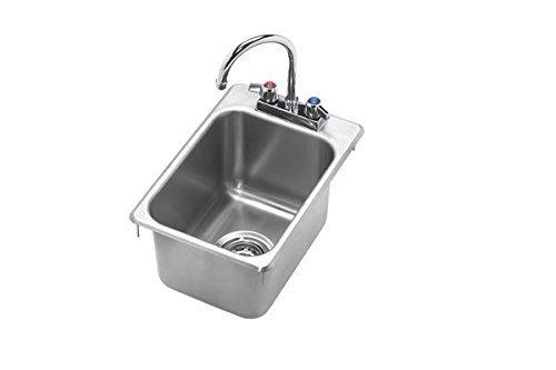 Krowne, Model Hs-1419; Krowne Drop-In Hand Sink, 1 Compartment by Krowne by Krowne