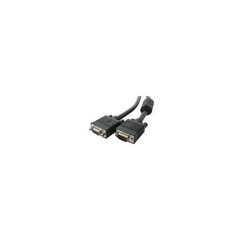 STARTECH 10ft coax svga monitor extension cable MXT101HQ10 by -