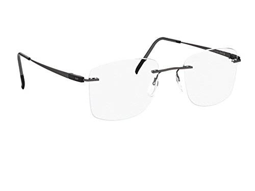 Silhouette Eyeglasses RACING COLLECTION (singapore black/grey, one - Singapore Sports Eyewear