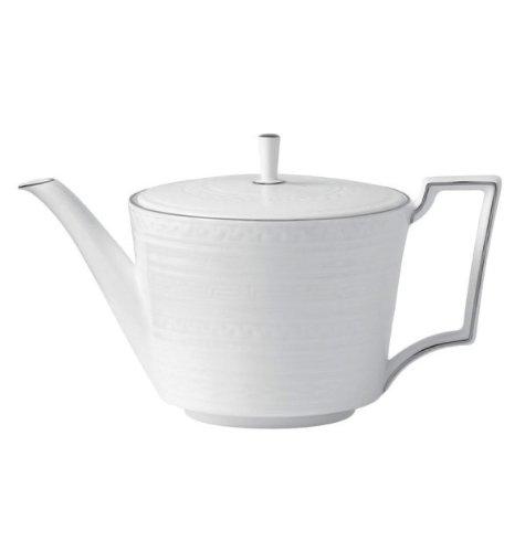 (Intaglio Platinum Teapot)
