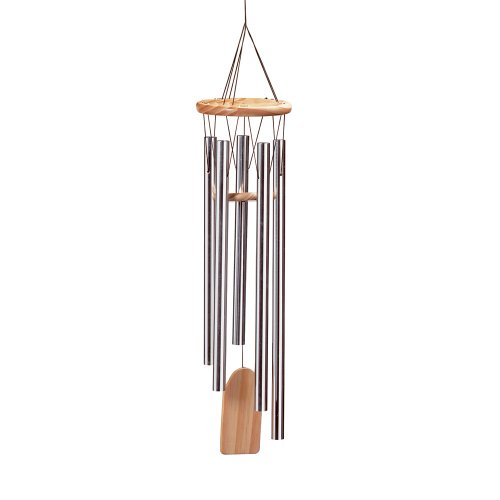 (Gifts & Decor Aluminum Natural Pine Resonant Wind Chime)