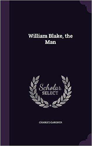 Book William Blake, the Man