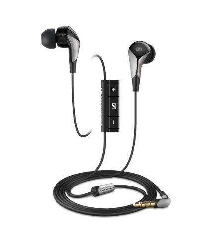 Sennheiser Premium Ear Canal Headset Control