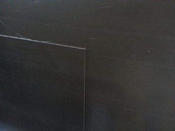 """.040 Dark Bronze Anodized Aluminum Sheet 5005 4/"""" x 10/"""""""