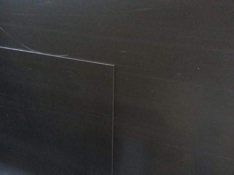 """.040 Dark Bronze Anodized Aluminum Sheet 5005 4/"""" x 4/"""""""