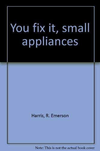 emerson appliances - 9