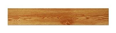 Boardwalk 401187 6-Inch by 36-Inch Dryback Vinyl Planking Wood Grain Flooring, Natural Finish