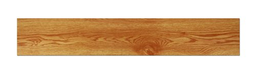 Boardwalk 401187 6-Inch by 36-Inch Dryback Vinyl Planking Wood Grain Flooring, Natural Finish -
