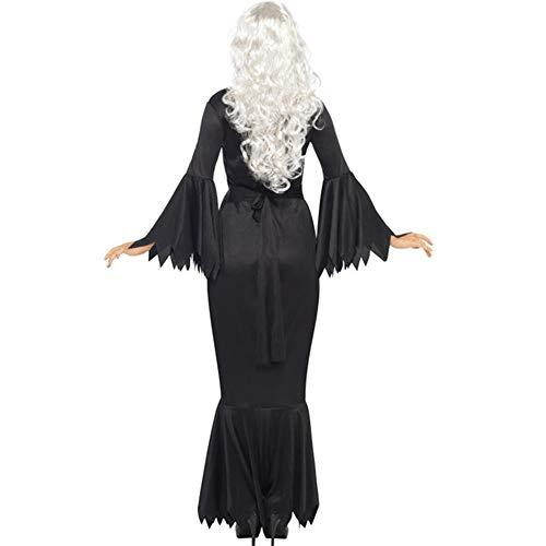 d'halloween Fte Robes Cosplay Aux La Terreur C Vtements Femmes Performance LJYASD Squelette qZT050w