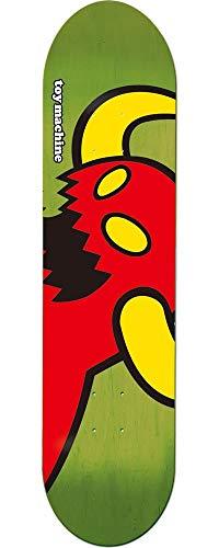 節約振るカロリーTOY MACHINE(トイマシーン) スケートボード デッキ VICE MONSTER L.GREEN D229lgr (8 x 31.625)