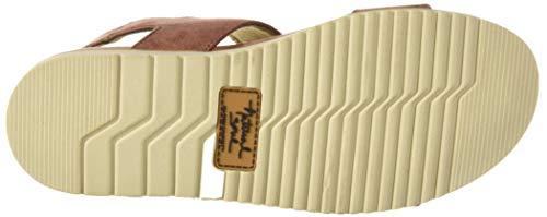 M Flat US Women's Sandal NATURAL Mauve Kaila SOUL 6c8Pq1U