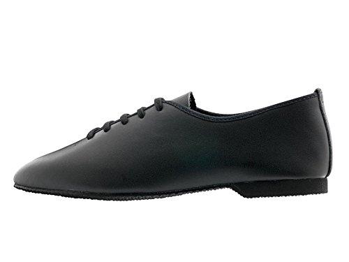 Chaussures En Katz Moderne Les Semelle Complet Dance Caoutchouc Toutes Par Jazz Noir Tailles Stage Cuir Dancewear TvrqXxPTH
