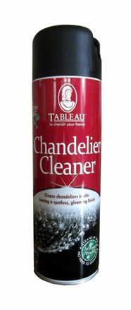Tableau chandelier cleaner 500ml amazon lighting tableau chandelier cleaner 500ml aloadofball Image collections