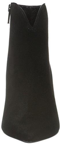 Kennel und Schmenger Schuhmanufaktur Miley, Zapatillas de Estar por Casa para Mujer Negro - Schwarz (schwarz 380)