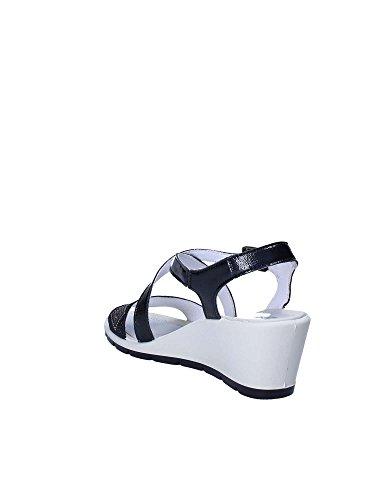 Compensées 1283111 Bleu Sandales Femmes Compensées Bleu Sandales Enval Femmes Bleu Enval 1283111 Femmes Enval Sandales 1283111 Compensées H006Aq