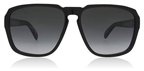 Givenchy GV7121/S 807 Black GV7121/S Square Sunglasses Lens Category 3 Size ()