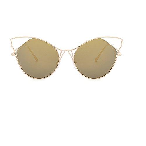 Osier Vintage Personalized Cateye Sun Glasses Women Travel Eyewear