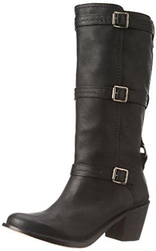 Frye Womens Carmen 3 Strap Boot Nero
