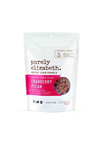 purely elizabeth Ancient Grain Granola, Cranberry Pecan, 12 - Granola Cranberry Pecan