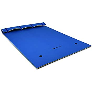 Amazon Com Goplus Floating Water Pad Mat For Lakes 3