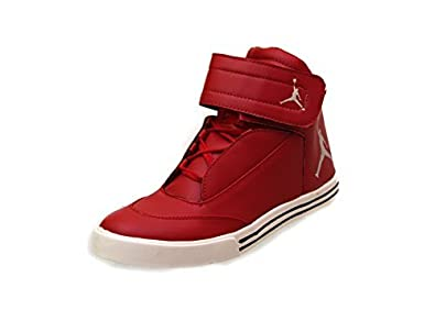 jordan mens red shoes