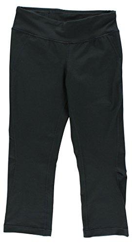 New Balance Women's Spree Capri Pant, X-Small, Black