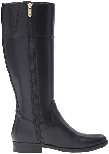 Boot Riding Black Shano Women's Hilfiger Tommy q7gH6Zww