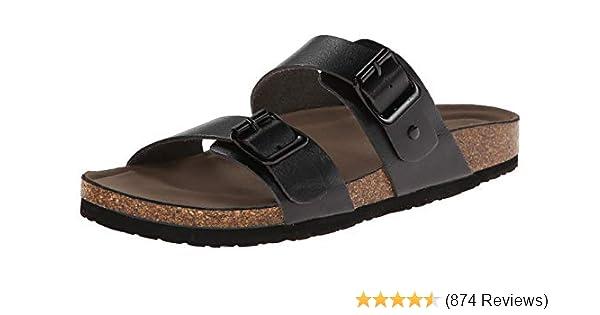 52db34f89384 Amazon.com   Madden Girl Women's Brando Slide-On Sandal   Slides