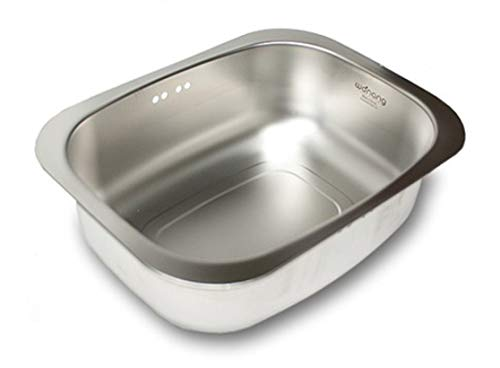 stainless steel basin - 1