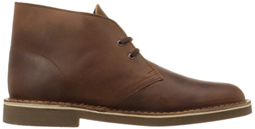 Men's Chukka CLARKS 2 Dark Brown Boot Bushacre OzqFH