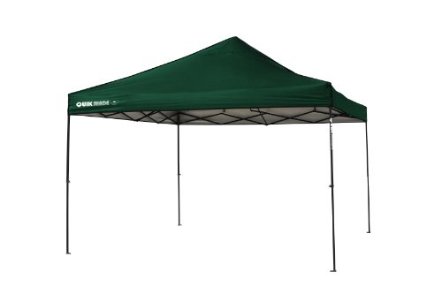 Quik Shade Weekender 144 Instant Canopy (Oregon Green/Black), 12 Feet X 12 Feet, Outdoor Stuffs
