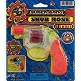 Ja-Ru Ring Cap Gun | Super Bang Snub Nose | Indoor and Outdoor Play (Cap Rings)