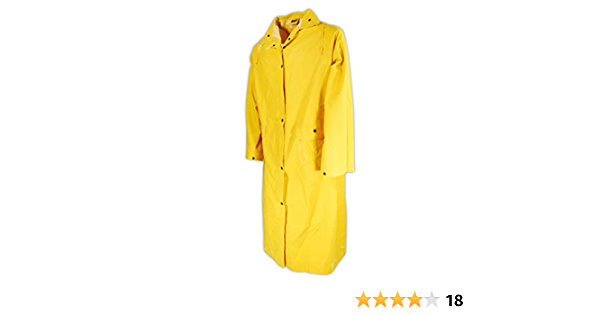 Yellow Magid Glove /& Safety 200-3-S Magid Rain Master PVC 3-Piece Rain Suit with Jacket Small Hood and Pants
