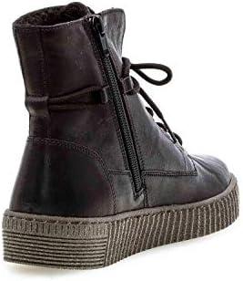 Gabor Jollys laarzen in grote maten zwart 33.732.77 grote damesschoenen, maat: 46