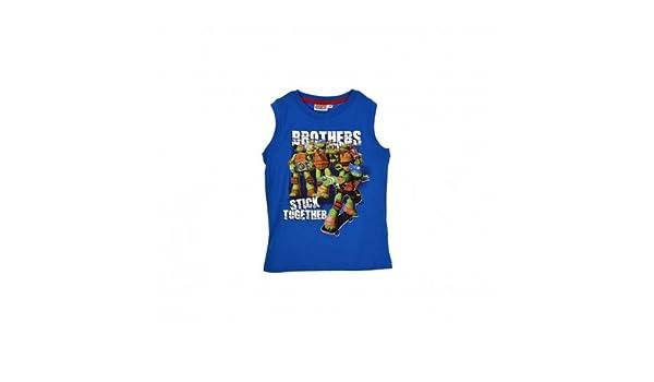 Ninja Turtles - Código OE1298 - Camiseta de tirantes, sin ...