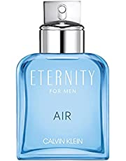 Calvin Klein CK Eternity Air Eau de Toilette Spray for Men, Fruity, 100ml