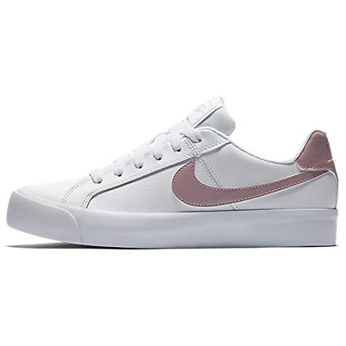 Court particle Nike Zapatillas Para Ac white Rose Royale Multicolor 103 Tenis Wmns De Mujer FqTxq5HBw