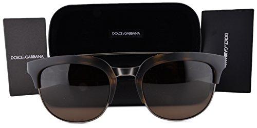 Dolce   Gabbana DG6103 Sunglasses Matte Dark Havana w Brown Lens 3028 73 DG  6103 - Buy Online in Bahrain.   Apparel Products in Bahrain - See Prices,  ... 01f6417f42d5